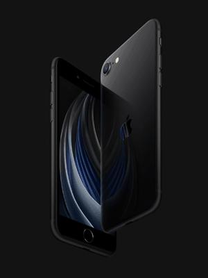 Blau.de - Apple iPhone SE - seitlich