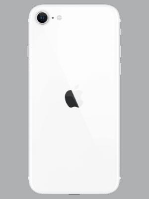 Blau.de - Apple iPhone SE - weiß (hinten)