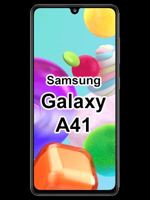 Blau.de - Samsung Galaxy A41 mit Vertrag