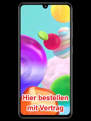 Blau.de - Samsung Galaxy A41 hier bestellen
