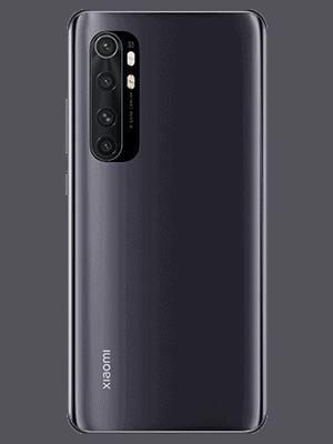 Blau.de - Xiaomi Mi Note 10 lite (schwarz / hinten)