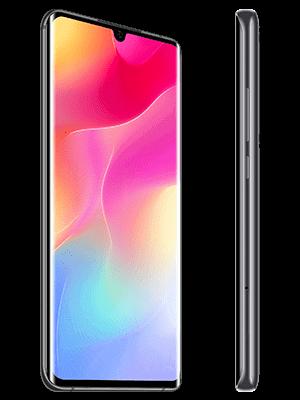 Blau.de - Xiaomi Mi Note 10 lite (schwarz / seitlich)