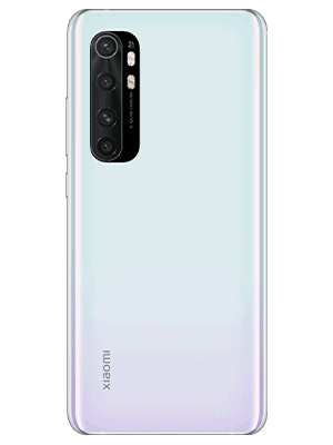 Blau.de - Xiaomi Mi Note 10 lite (weiß / hinten)