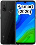 Blau.de - Huawei P smart 2020 (schwarz)