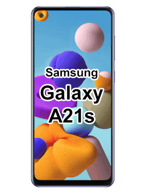 Blau.de - Samsung Galaxy A21s