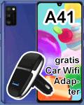 Blau.de - Samsung Galaxy A41 - mit gratis Car Wifi