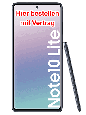 Blau.de - Samsung Galaxy Note10 lite bestellen