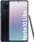 Blau.de - Samsung Galaxy Note10 lite
