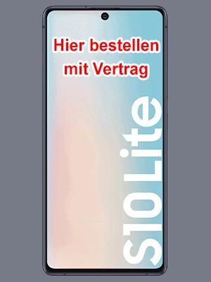 Blau.de - Samsung Galaxy S10 lite bestellen