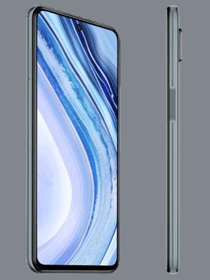Blau.de - Redmi Note 9 Pro (grau / seitlich)