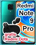 Blau.de - Redmi Note 9 Pro mit gratis Airdots