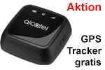 GPS Tracker gratis bei Blau.de