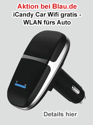 iCandy Car Wifi - WLAN fürs Auto