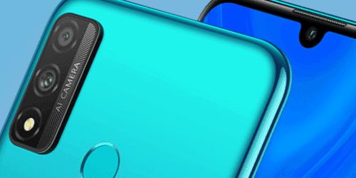 Kamera des Huawei P smart 2020