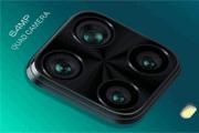 Kamera des Xiaomi Redmi Note 9 Pro