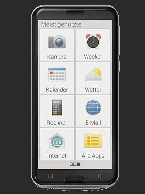 Blau.de - Emporia Smart 3 - Apps