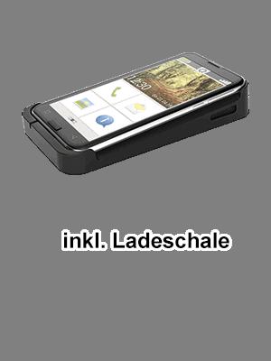Blau.de - Emporia Smart 3 mit Ladeschale