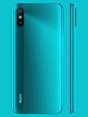Blau.de - Xiaomi Redmi 9A - grün
