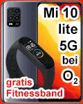 Xiaomi Mi 10 lite bei o2