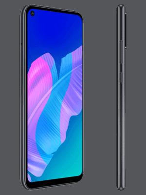 Blau.de - Huawei P40 lite E (schwarz / seitlich)