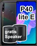 Blau.de - Huawei P40 lite E mit gratis Speaker