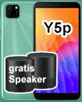 Blau.de - Huawei Y5p mit gratis Speaker