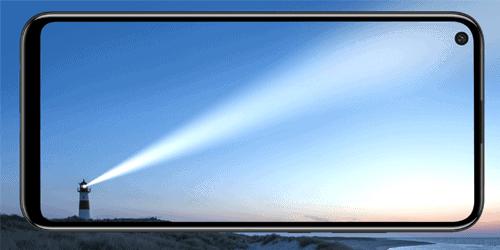 Display vom Huawei P40 lite E