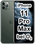 Apple iPhone 11 Pro Max bei o2