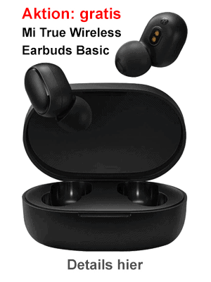 Gratis Xiaomi Mi True Wireless Earbuds Basic
