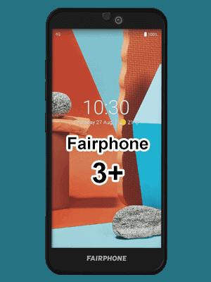 Blau.de - Fairphone 3+