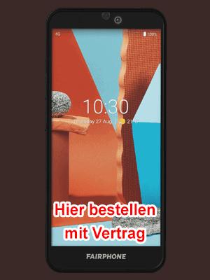 Blau.de - Fairphone 3+ hier bestellen