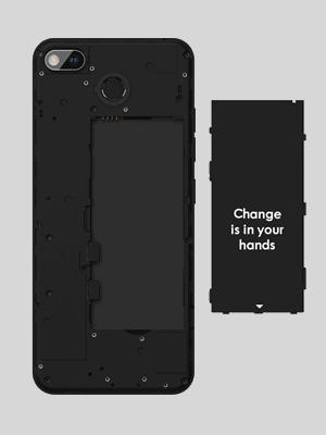 Blau.de - Fairphone 3+ (Akkutausch)
