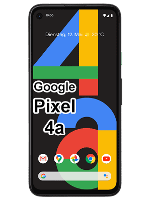 Blau.de - Google Pixel 4a