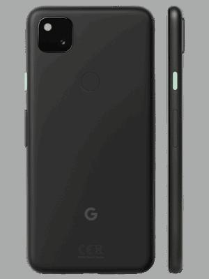 Blau.de - Google Pixel 4a (schwarz / hinten)