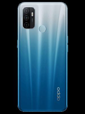 Blau.de - Oppo A53s (blau / fancy blue - Ansicht von hinten)