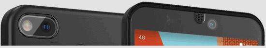 Kamera vom Fairphone 3+