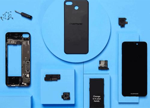 Reparierbarkeit beim Fairphone 3+