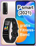 Blau - Huawei P smart 2021