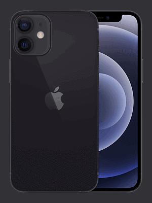 Blau.de - Apple iPhone 12 mini - schwarz
