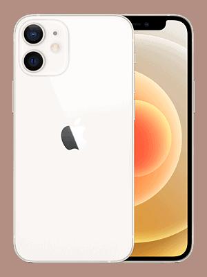 Blau.de - Apple iPhone 12 mini - weiß