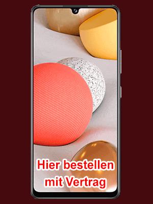 Blau.de - Samsung Galaxy A42 5G hier bestellen