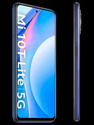 Blau.de - Xiaomi Mi 10T Lite (blau / seitlich)