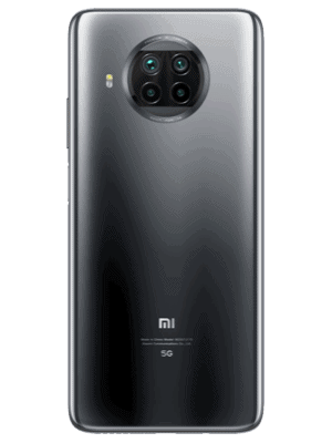 Blau.de - Xiaomi Mi 10T Lite (grau - schwarz / hinten)