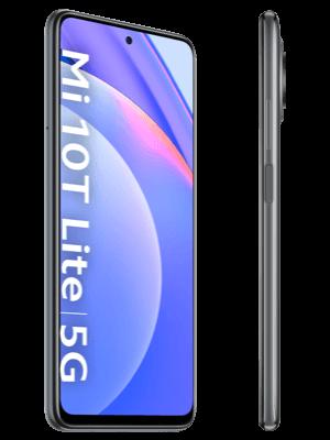 Blau.de - Xiaomi Mi 10T Lite (grau - schwarz / seitlich)