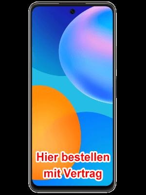 Blau - Huawei P smart 2021 hier bestellen