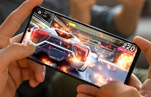 Display vom Samsung A71