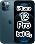 Apple iPhone 12 Pro bei o2