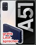Blau.de - Samsung Galaxy A51 - mit gratis AKG Lautsprecher