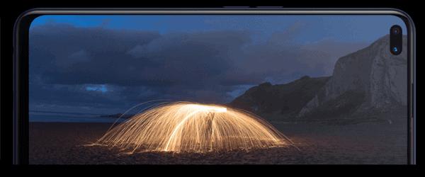 Display vom Oppo Reno4 Z 5G