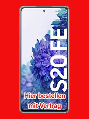 Blau.de - Samsung Galaxy S20 FE - hier bestellen